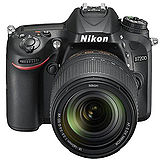 Nikon D7200 18-140mm 單鏡組(公司貨) -加送64G記憶卡+專用相機包+大吹球+拭淨布+拭淨筆+熱靴蓋水平儀