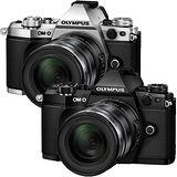 OLYMPUS OM-D E-M5 Mark II +12-50mm EZ(EM5 M2,公司貨)送64G副廠電池+清潔組+保護貼