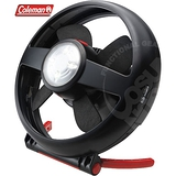 【美國 Coleman】CPX6 風扇LED營燈.( 燈具與風扇皆可2段式調整 ).氣化燈.露營燈.適野營.釣魚/ CM-0346