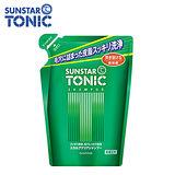 TONIC 頭皮清爽洗髮精 (補充包)380ml