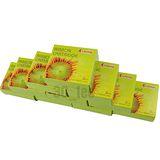 x10組入(5盒) KRONE 副廠相容色帶 Epson LQ-680C LQ-680 S015536 S015016 點陣印表機