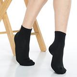 【KEROPPA】可諾帕網狀造型1/2加大女短襪x4雙C97006-X黑色