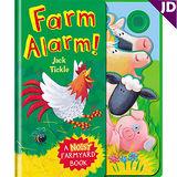 【英國Caterpillar原文童書】公雞農場報時有聲書 Farm Alarm!