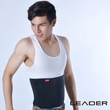 【LEADER】完美腰 雕塑 束腰腹繃套 男性塑身
