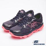 SKECHERS(女)GOrun Ultra系列慢跑鞋-13917BKHP