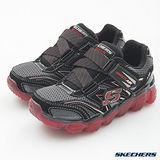 SKECHERS(童)活力男童鞋BOYS SKECH AIR-95104LBGRD