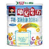 桂格幼兒多力羊奶深海魚油配方1350g