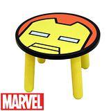 【MARVEL】漫威授權 鋼鐵人木製矮凳/椅凳/小椅子/兒童椅(台灣製正版授權)