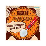 【日本DRETEC】 『 替換秤杓 』微量湯匙型電子秤-紅色
