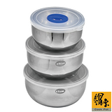 鍋寶不鏽鋼保鮮盒-SSB-1357