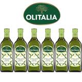 Olitalia奧利塔超值精製橄欖油禮盒組(1000mlx6瓶)