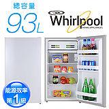 Whirlpool 惠而浦 創.意生活系列93L單門冰箱(WMT193DG) 送基本安裝