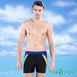 思薇爾泳裝SWEAR 獨特色塊短褲管大男褲(L~EL)