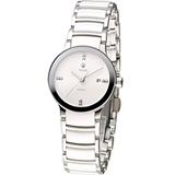 雷達 RADO Centrix 真鑽女用機械腕錶 R30027712