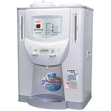 『JINKON』☆晶工牌 10.2公升 光控智慧 溫熱 開飲機 JD-4208