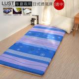 LUST生活寢具6尺雙人加大《高密度孟宗竹》杜邦冬夏兩用涼墊˙台灣生產