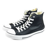 (U系列)CONVERSE Chuck Taylor All Star Back Zip 帆布鞋 黑-147959C