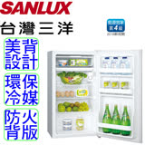 【SANLUX 台灣三洋】93L單門電冰箱SR-B93A5