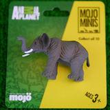 【MOJO FUN 動物模型】動物星球頻道獨家授權 - 迷你大象