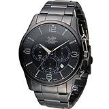 ALBA 雅柏 玩酷潮流計時腕錶 VD53-X217SD AT3819X1