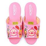 童鞋城堡-醜比頭 成人款室內拖鞋KO0201-粉