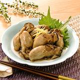 【台北濱江】日本原裝!!冷凍鮮嫩生蠔肉1包(1kg/包)