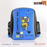 【UnMe】Robot機器人後背書包(藍色)