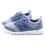 New Balance 女款 CUSH輕量彈性運動鞋WL315NP-灰藍