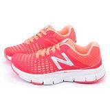 New Balance 女款 CUSH輕量彈性運動鞋W775PS1-粉橘