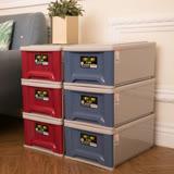 [百貨通]抽屜整理箱(3入)收納箱收納盒塑膠盒