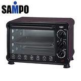 『SAMPO』聲寶 18公升 電烤箱 KZ-PU18/KZPU18