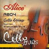 【美佳音樂】Alice A804 優質鋼芯/鋁鎂纏弦 大提琴套弦