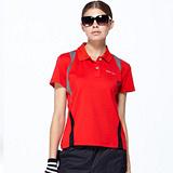 【SAIN SOU】台灣製涼感吸濕排汗POLO衫(女版)T16503-03