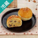愛買現烤奶黃紅豆酥(12入/盒)