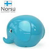 Norsu 北歐雜貨 大象造型 存錢桶 - 天空藍.