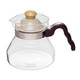 耐熱玻璃花茶壺FH-001(400ml)