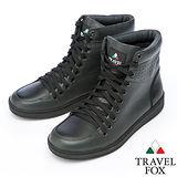 Travel Fox SEXY-零元素高筒鞋914621(深灰-98)