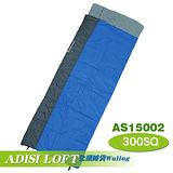 ADISI LOFT化纖睡袋 Wuling 300SQ AS15002