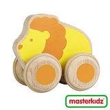 【Masterkidz】獅子手推玩具
