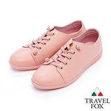 女Travel Fox 漫步舒適鞋915382(粉紅-69)