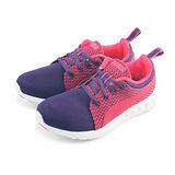 (女)PUMA CARSON RUNNER KNIT WNS 慢跑鞋 深紫/暗紅-18815104