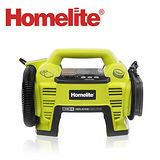 Homelite 18V 充電式三合一高壓打氣機.