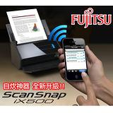 FUJITSU 富士通 ScanSnap iX500 文件影像掃描器