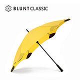 【紐西蘭BLUNT 保蘭特】抗強風防反轉抗UV時尚雨傘(直傘 CLASSIC 大號/糖果黃)