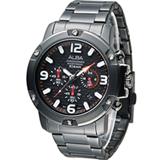 ALBA 雅柏 街頭型男計時腕錶 VD53-X218SD AT3825X1