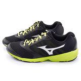 MIZUNO男款 PRIMA VIVO 2 慢跑鞋J1GG152703-黑黃