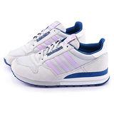 Adidas 女款ZX 500 OGW 慢跑運動鞋M19356-灰紫