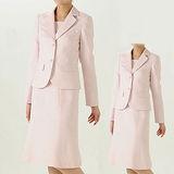 【日本portcros】現貨-都會感OL外套+六片裙二件組