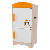德國Hape愛傑卡角色扮演廚房系列-大型冰箱