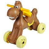 寶貝樂 可愛小馬學步車/助步車-咖啡